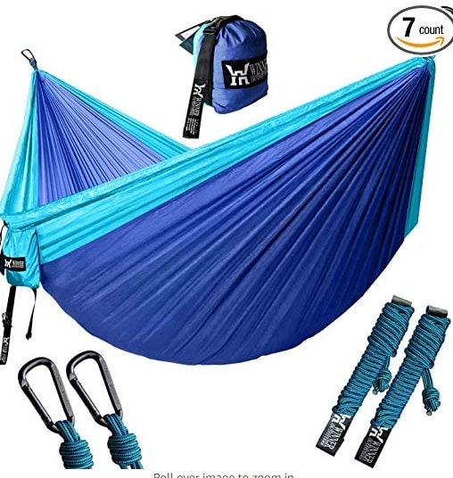 Winner Outfitters Portable Camping Hammock